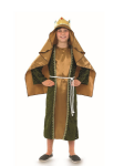 GOLD KING WISE MAN COSTUME